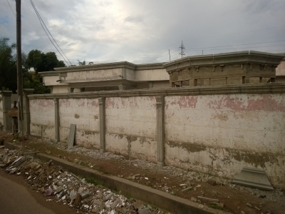 Renovation project at abelemkpe Accra